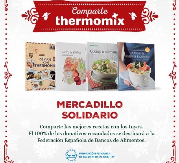 Mercadillo Solidario en Thermomix®