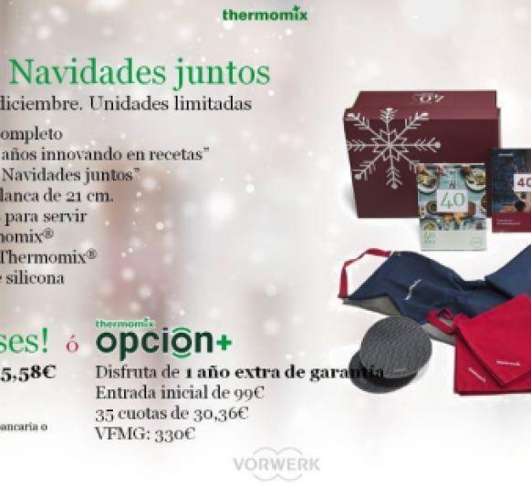 Regala Thermomix® en estas Navidades