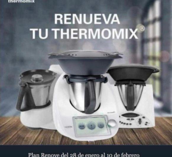 Plan Renove Thermomix® para TM31 y TM21