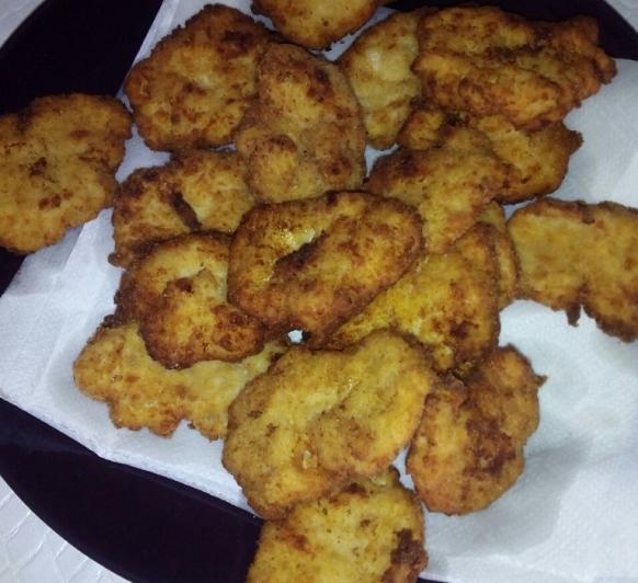 Nuggets de pollo con Thermomix®