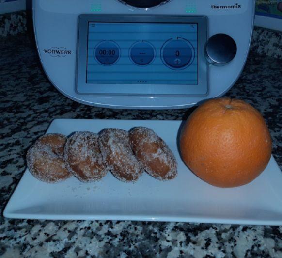 Rosquitos fritos en Thermomix®