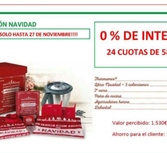 Thermomix® edición exprex navidad 0 %